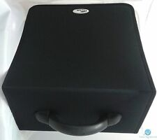 Neo Nylon HQ Carry Case CD DVD XBOX WII BLU RAY PS3 PS4 Wallet Holding 500 Disk
