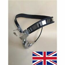 The Enforcer 2016 Chastity Belt Device, Redesigned,Back Cable & PA hook 65-110cm