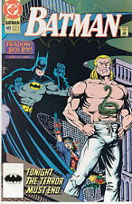 BATMAN 469...NM-...1991...Shadowbox Pt.3...Chuck Dixon,Tom Lyle...Bargain!