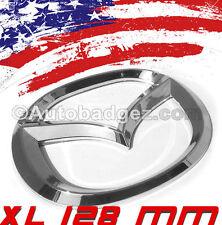 1 - NEW Mazda 2 3 5 6 CX-5 Rear Badge Emblem RX8 RX3 Speed Miata MAZDA 128mm CH