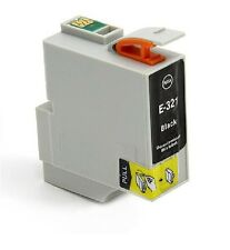 For Epson T0321 Black Inkjet Cartridge T032120; Stylus CX5200 CX5400 C80 C8