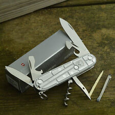 Victorinox Spartan Silver Tech Swiss Army Knife 54753