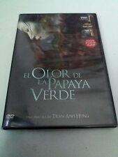 """DVD """"EL OLOR DE LA PAPAYA VERDE"""" COMO NUEVO TRAN ANH HUNG NUEVO MASTER"""