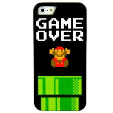 Housse silicone Super Mario Bros Game Over iPhone 5s