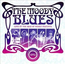 Live at the Isle of Wight 1970 by The Moody Blues (CD, Aug-2008, Eagle...