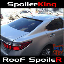Window Visor fits Lexus ES350 ES300H 2013-on Rear Window Roof spoiler wing