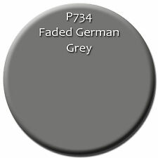 Pinnacle Pro-Effect Pigments -Faded German Grey P734- Weathering Effects Powders