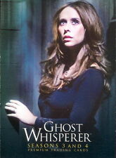 GHOST WHISPERER SEASONS 3 & 4 2010 BREYGENT PROMO CARD NO# SAN DIEGO COMIC CON