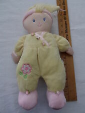 """Kids Preferred Plush Soft 14"""" Doll Baby Lovey HARD TO FIND this one!!!"""