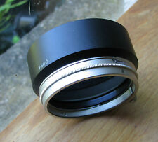 Canon Lens hood later wider  T-50 -2   50mm clamp on over 48mm