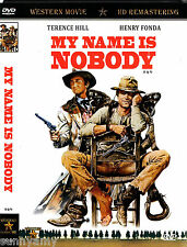 Sergio Leone - My Name is Nobody - Henry Fonda Terence Hill (NEW) Western DVD