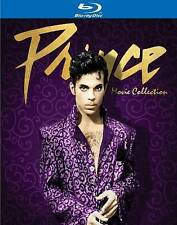 Prince Movie Collection: Purple Rain/Graffiti Bridge/Under the Cherry Moon (Blu)