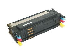 4 Color Toner Cartridge Set for Samsung CLP-320W CLP-320 CLP321 CLP-325 CLP-325W