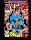 NEW MUTANTS 88(9.2)(NM-)2ND APP CABLE-ROB LIEFELD-TODD MCFARLANE-MARVEL(b052)
