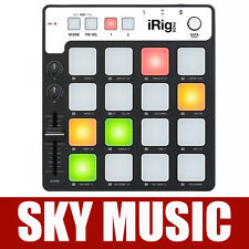 IK MULTIMEDIA - IRIG PADS - MIDI PAD CONTROLLER FOR iOS DEVICES AND PC