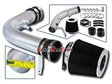 BCP BLACK 2001 2002 2003 F150/Expedition 4.6 5.4 V8 Ram Air Intake Kit + Filter