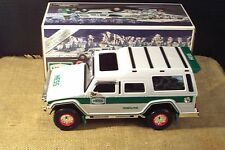 Vintage 2004 HESS TOY Commemorative SPORT UTILITY TRUCK MOTORCYCLES BOX Inserts