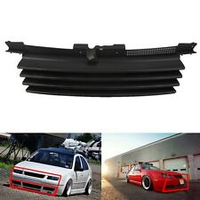 Euro Front Hood Badgeless Grill W/ Notch Filler for VW Jetta Bora MK4 99-04 XC