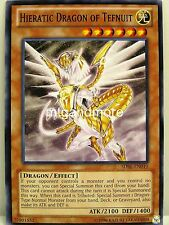 YU-GI-OH - 1x Hieratic DRAGON OF TEFNUIT-SDBE-SAGA OF BLUE EYES WHITE DRAGON