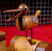 Vintage Japanese Cigarette Box Novelty Duck/Bird Cigarette Dispenser