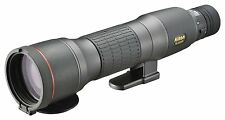 Nikon EDG Fieldscope 85 Straight Spotting Scope EMS F/S Japan