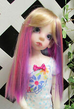 "Doll Wig, Monique Gold 6/7 ""Jewel"" Fantasy Wig"