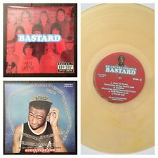 Tyler The Creator RARE YELLOW COLOR VINYL 2LP Bastard [Odd Future Justin Bieber