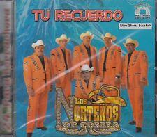 Los Norteños de Cosala Tu Recuerdo CD New Nuevo Sealed