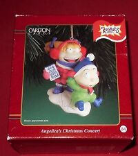 "Carlton Cards Heirloom Collection ""Angelica's Christmas Concert"" Rugrats"