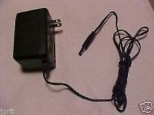 9.5v power supply = SEGA GENESIS CDX cd ROM console adapter cord plug electric