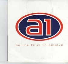 (DI782) A1, Be The First to Believe - 1999 DJ CD