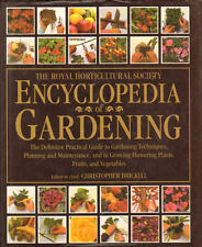 The Royal Horticultural Society Encyclopedia of Gardening by Anon