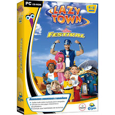 LazyTown (Lazy Town): Festival PC 100% Brand New
