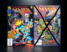 COMICS: Marvel: Uncanny X-men #323 (1990s), 1st Gene Nation app - RARE (thor)