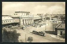 Milano : Stazione Centrale - cartolina non viaggiata anni 1920 / 1930