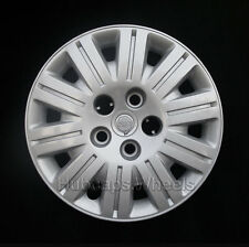 Chrysler Town & Country 15in hubcap wheel cover 2005-2007 OEM 8020 Silver