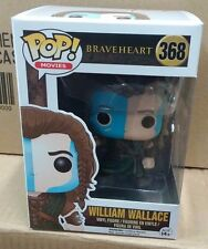 "In-Hand New Funko Pop! Movies Braveheart ""William Wallace"" Vinyl Figure"
