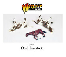 Warlord Games Dead Livestock WW016 - for Bolt Action WW2 28mm and Wargames