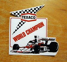 James Hunt McLaren World Champion Formula 1 Race Motorsport Sticker / Decal