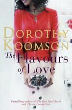 The Flavours of Love by Dorothy Koomson (Hardback, 2013) New Book