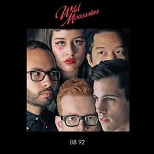 88 92 [2/4] * by Wild Moccasins (CD, Feb-2014, New West (Record Label))