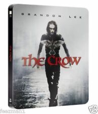The Crow Blu Ray Steelbook UK Exclusive Zavvi Sealed
