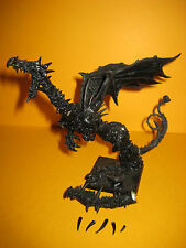 Warhammer Fantasy-Guerrieri del Caos-GALRAUCH DRAGO IN METALLO