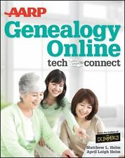 AARP Genealogy Online: Tech to Connect-ExLibrary