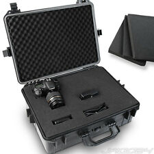 Hard Protective Camera Case Shockproof Travel Carry Storage Bag Photography 35L