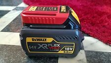 DEWALT 18V / 54V XR Flexvolt Battery 6Ah / 6.0Ah - New - Lithium Ion DCB546