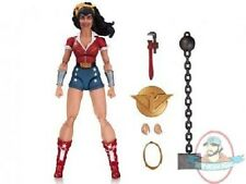 DC Bombshells Figure Series Wonder Woman Ant Lucia Dc Collectibles