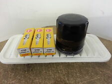 Toyota Aygo 1.0 998cc Oil Air Filter NGK Spark Plugs Service Kit 2005-2013