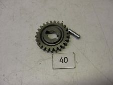 Suzuki RG125 F 1992 on Watr Pump Drive Gear & Pin #40