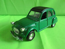 POLISTIL  CITROEN 2CV  1:25  -  S-219  -  RARE  SELTEN  GOOD CONDITION.